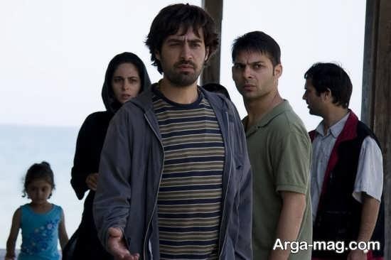 عکس های متفاوت شهاب حسینی