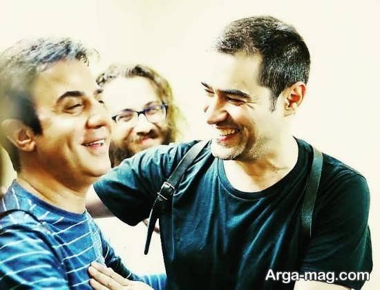 مجموعه زیبا عکس های شهاب حسینی