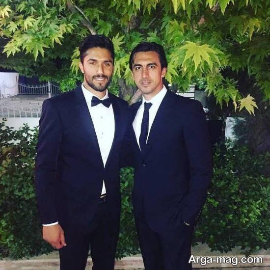 تصاویر مراسم ازدواج سید حسین حسینی