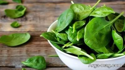 کاهش وزن با لیست مواد غذایی کالری منفی