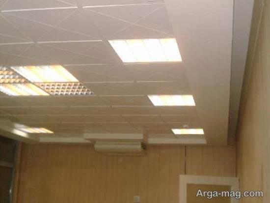چراغ سقفی تو کار