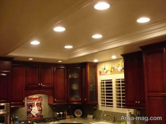 چراغ سقفی شیک و مدرن