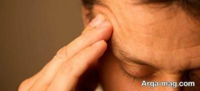 علائم سردرد خوشه ای و درمان آن