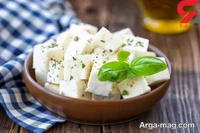 دستور تهیه پنیر خانگی