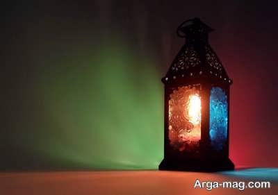 تبریک زیبا برای ماه رمضان