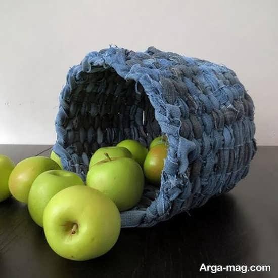 خلاقیت جالب با شلوار جین
