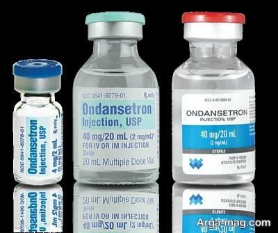 کاهش حالت تهوع با داروی اندانسترون