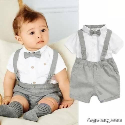 مدل لباس مجلسی نوزاد