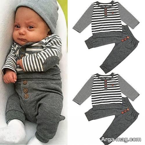 طرح لباس نوزاد