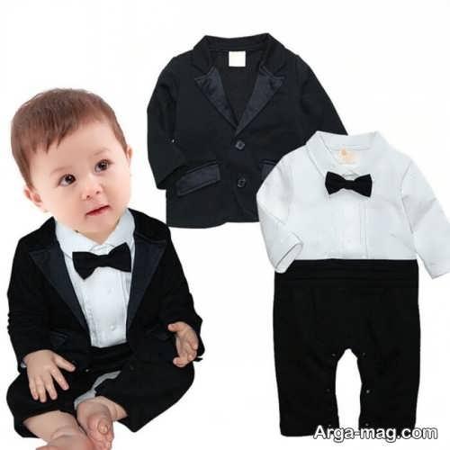 لباس مجلسی نوزادی پسرانه
