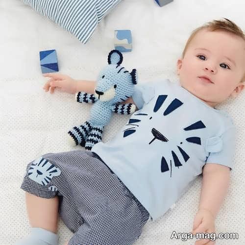 لباس راحتی نوزاد
