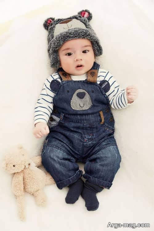 مدل لباس نوزاد شیک