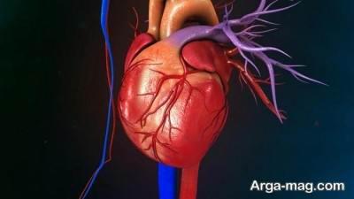 تشخیص بیماری گرفتگی رگ قلب