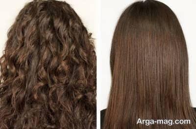 فر دادن مو با بیگودی