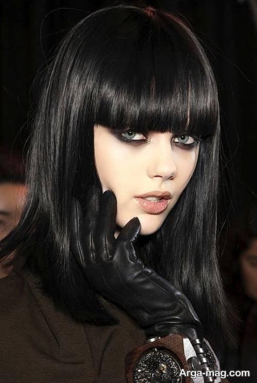مدل مو دخترانه مصری