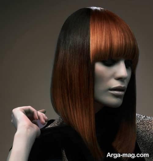 مدل مو زیبا و جذاب مصری