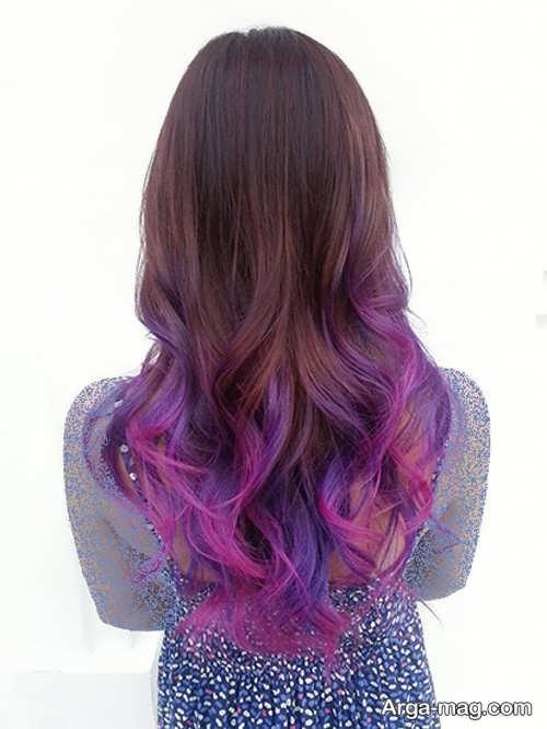 فرمول ترکیبی رنگ مو