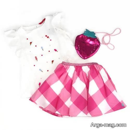 طرح لباس کودک