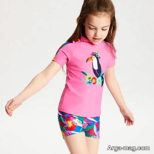 مدل لباس اسپرت بچگانه