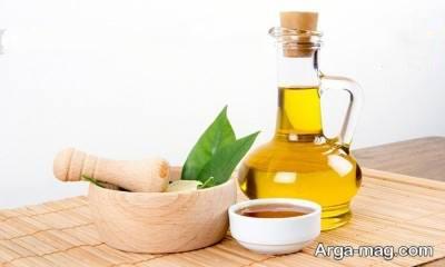 ماسک طبیعی عسل و روغن