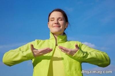 نفس کشیدن در زمان دویدن
