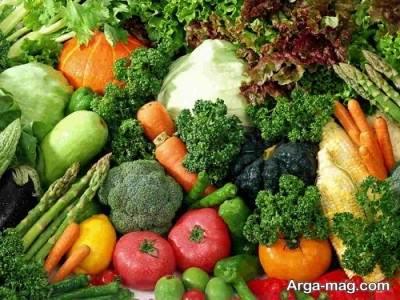 مصرف سبزیجان