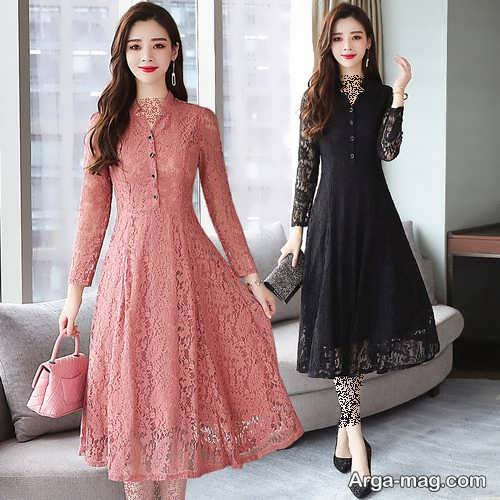 مدل لباس کره ای گیپور
