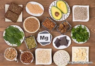 مشکلاتی که با کمبود منیزیم در بدن ایجاد می شود.