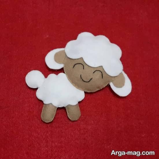 ساخت گوسفند با ایده های خلاقانه