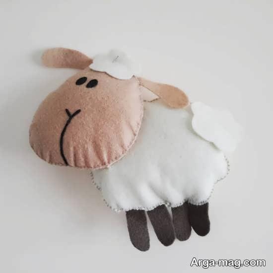 ساخت گوسفند با ایده های هنرمندانه