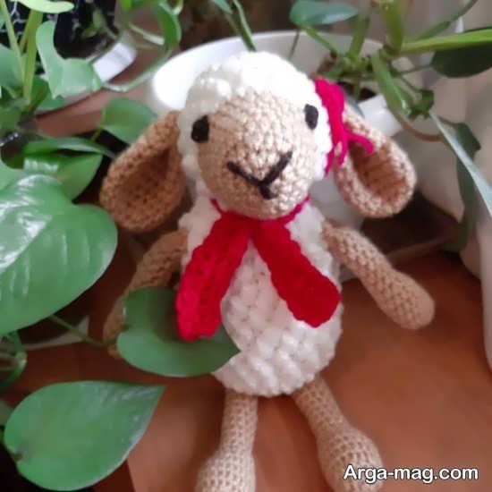 کاردستی گوسفند