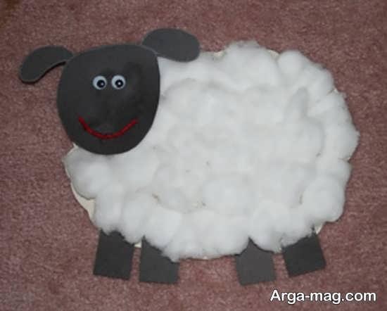 ساخت گوسفند در مدل های مختلف