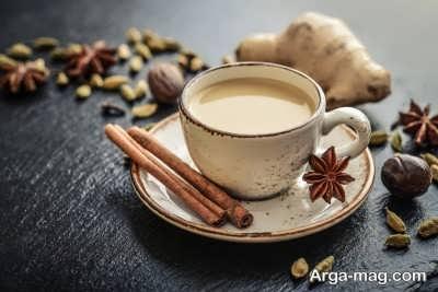 طرز تهیه چای ماسالای هندی