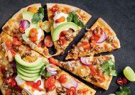 طرز تهیه پیتزا مکزیکی