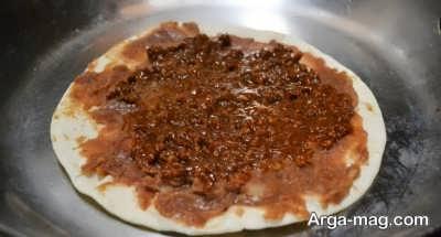 پیتزا مکزیکی خوش طعم