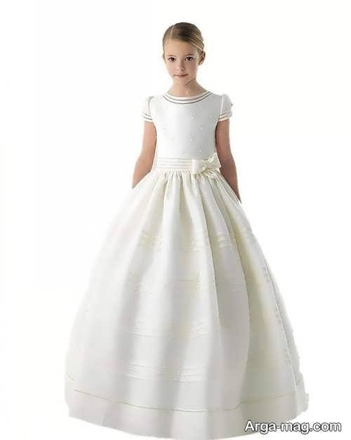 لباس عروس زیبا و شیک بچه گانه