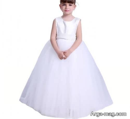مدل لباس عروس بچه گانه شیک و جذاب با طرح های فانتزی و دوست داشتنی