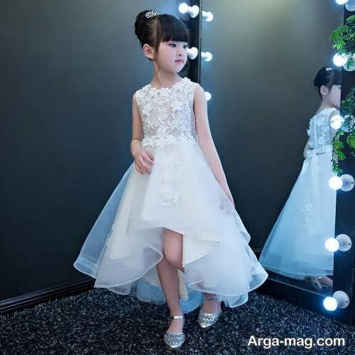 لباس عروس شیک بچه گانه