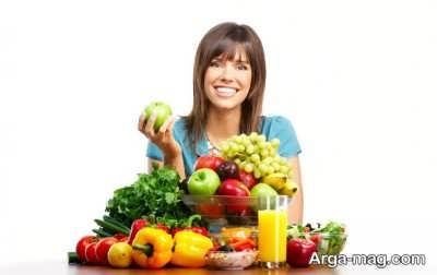 برنامه غذایی قبل از حاملگی
