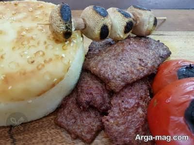 پیشنهاد آشپزی برای افطار