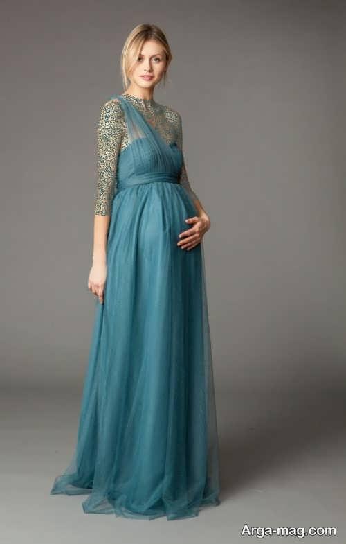 لباس بارداری بلند