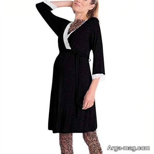 لباس بارداری کوتاه