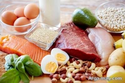 مصرف پروتئین برای کاهش قند خون در خانه