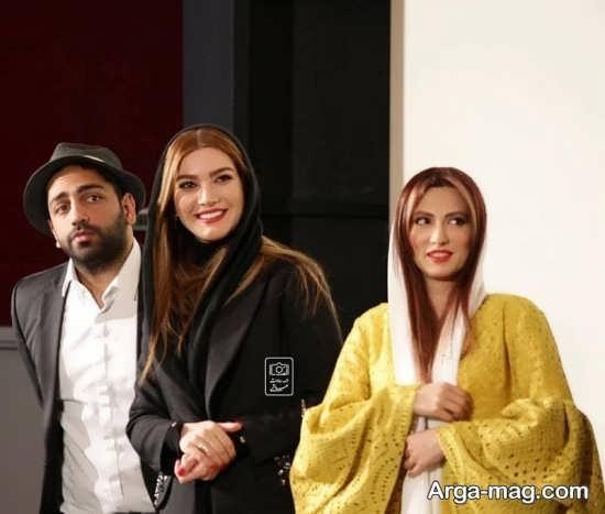 مدل آستین خاص سمیرا حسینی