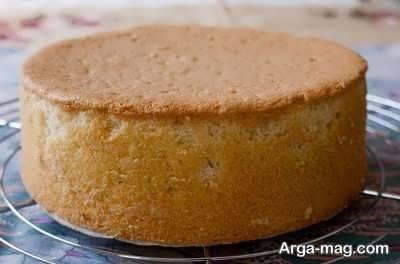 دستور تهیه کیک ساده