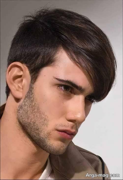 مدل مو ساده مردانه