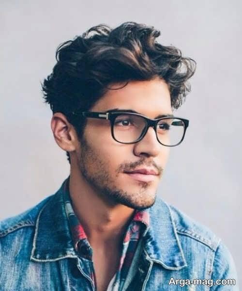 مدل موی فر مردانه