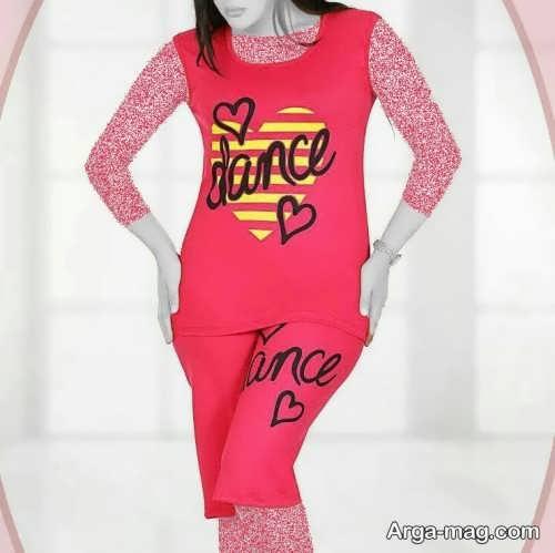 مدل لباس اسپرت