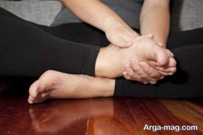 درمان کوفتگی پا با روش های خانگی و طب سنتی