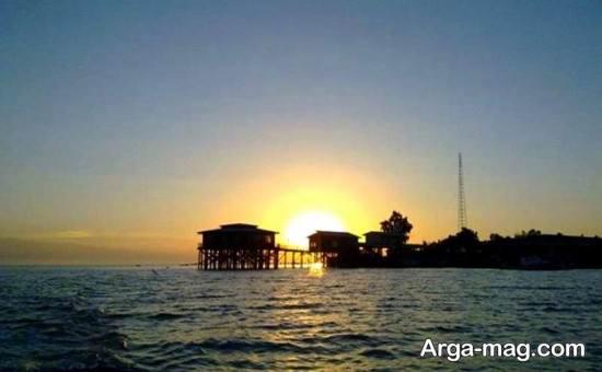 جزیره تماشایی آشوراده